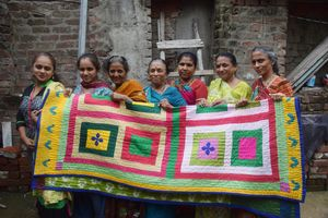 Katab: Quilting Stories from India