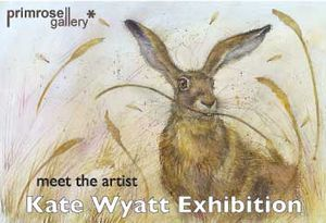 Kate Wyatt Wildlife Artist