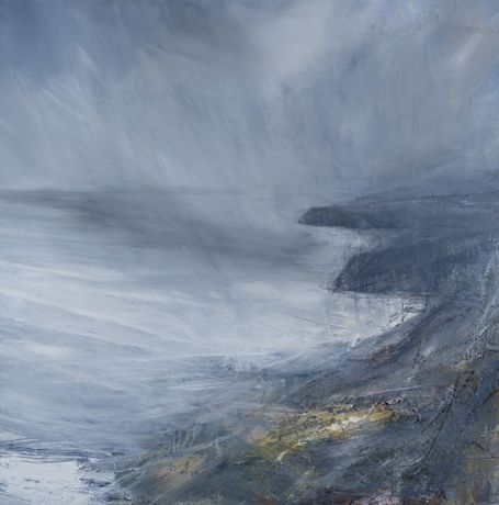 Katharine Holmes, Weather and Light, the Yorkshire Coast