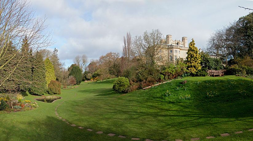 Royal Fort Gardens. Courtesy of the University of Bristol.