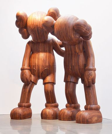 KAWS. Along the Way: Image 0
