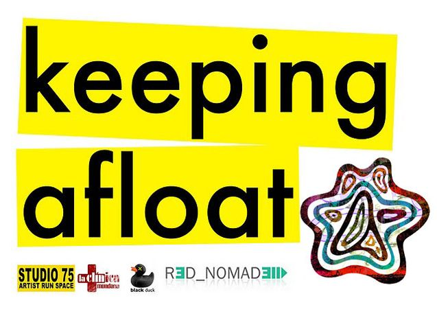 KEEPING AFLOAT: EXHIBITION OF FINE AND GRAPHIC ART: Image 0