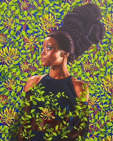 Kehinde Wiley: A New Republic: Image 0