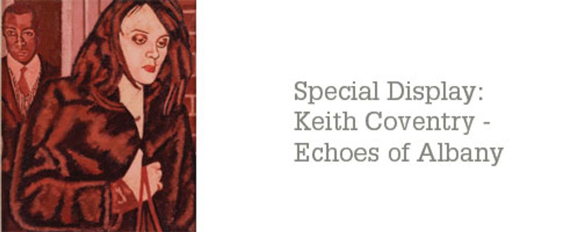 Keith Coventry In Conversation with Robert Upstone: Image 0