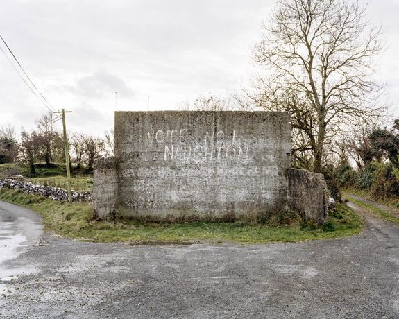 The Handball Alley, Feevagh, County Roscommon © Kenneth O'Halloran