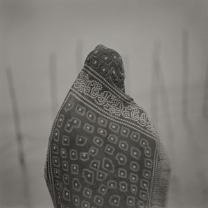 Eternal Light 147 #8, Allahabad, India, 2014 Gelatin silver print; printed 2014 20 x 16 inches