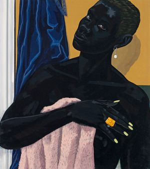 Kerry James Marshall in conversation with Chris Dercon