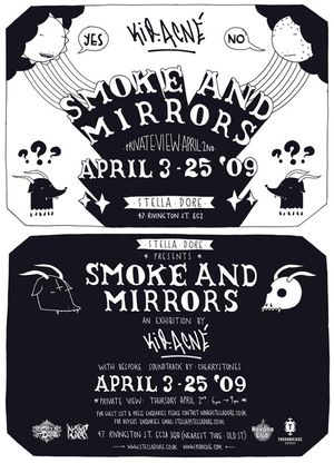 Kid Acne's Smoke & Mirrors