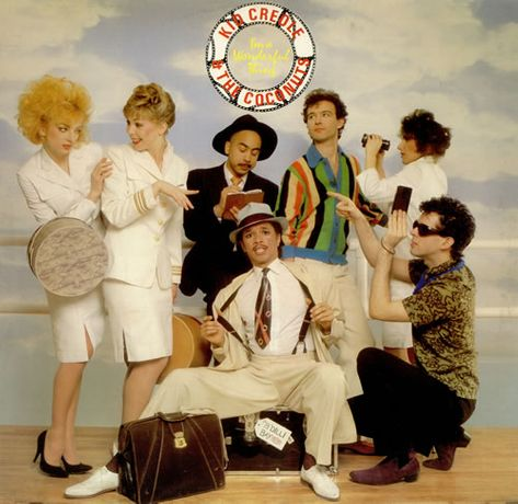 Kid Creole and The Coconuts plus free aftershow party with Horse Meat Disco: Image 0