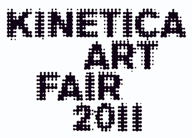 Kinetica Art Fair 2011 Applications: Image 0