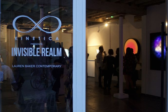 Kinetica presents Invisible Realm: Image 1