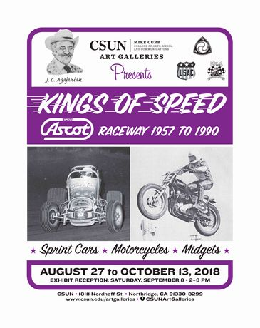 KINGS OF SPEED Ascot Raceway 1957 to 1990: Image 0
