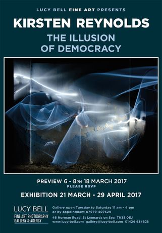 Kirsten Reynolds  - The Illusion of Democracy: Image 0