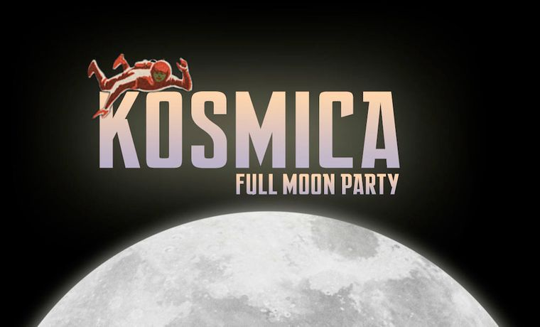 KOSMICA: Full Moon Party: Image 0