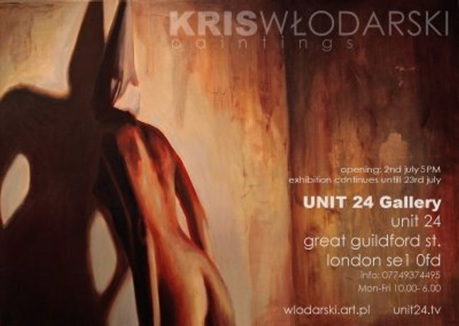 Kris Wlodarski - paintings: Image 0