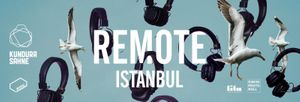 Kundura Stage Opening With Rimini Protokoll's 'Remote İstanbul' Performance