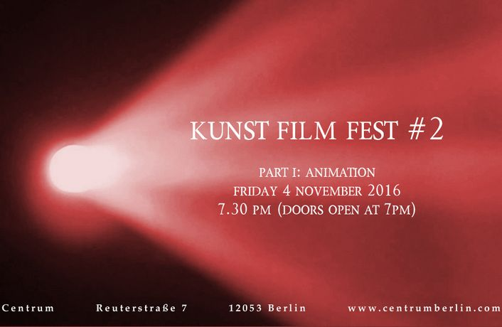 KUNST FILM FEST #2: Part I: Animation: Image 0