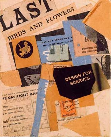 Kurt Schwitters: Collages and Assemblages 1920 - 1947: Image 0