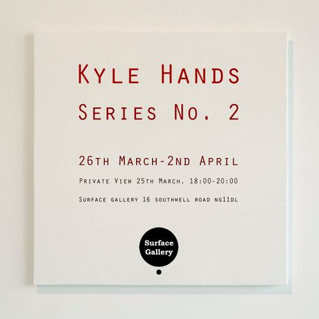 Kyle Hands: Image 0