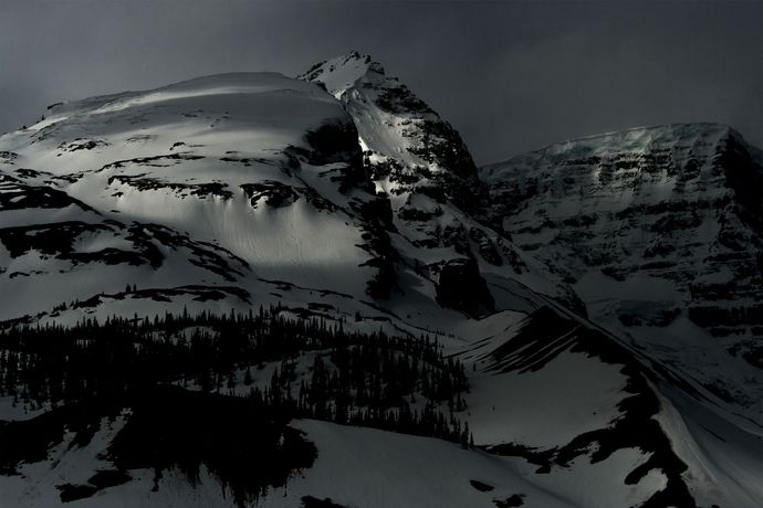 Hannah Devereux, Darken (Icefield)