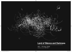 Land of Silence and Darkness: Four days of talk and action connecting movies, blindness, drawing, perception and neuroscience.