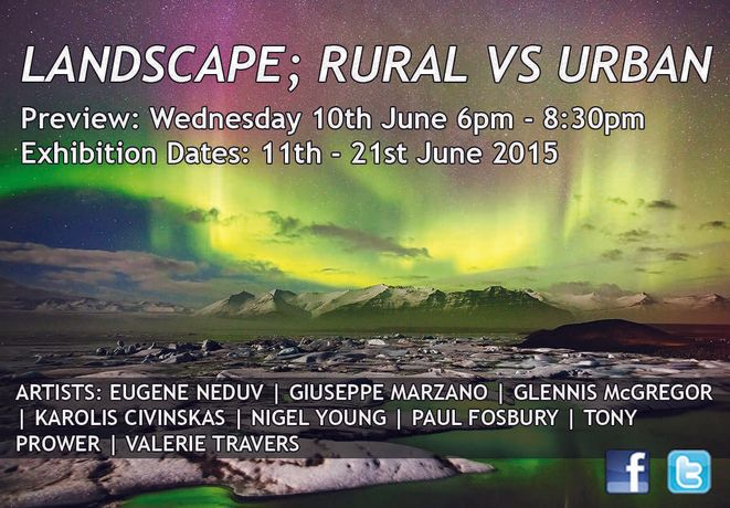 Landscape; Rural vs Urban: Image 0