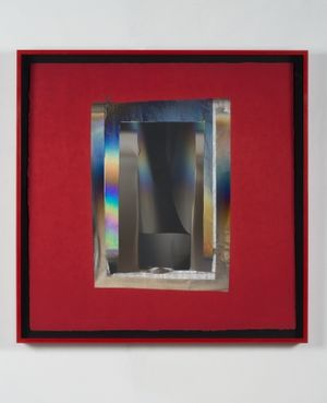 Larry Bell: Light and Red