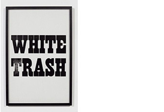 Larry Clark. White Trash: Image 0