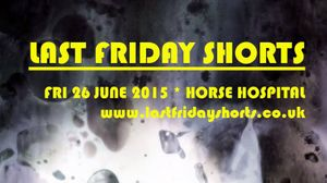 Last Friday Shorts invite