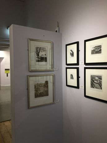 Etchings & wood engravings