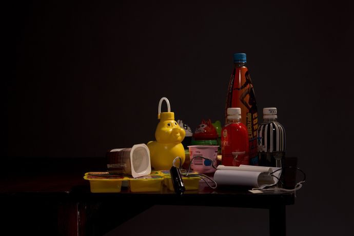 Late night opening and Exhibition tour | Mariele Neudecker: Plastic Vanitas: Image 1