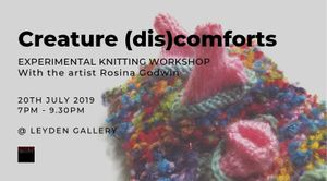 Late-night Opening | Experimental Knitting Workshop