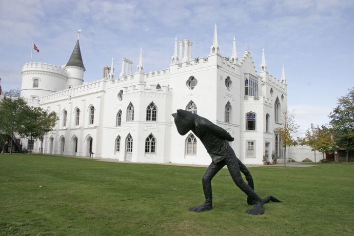 Laura Ford at Strawberry Hill House: Image 0