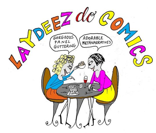 Laydeez Do Comics: Image 0