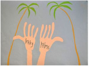 Leaky Palms. Michael Deyermond