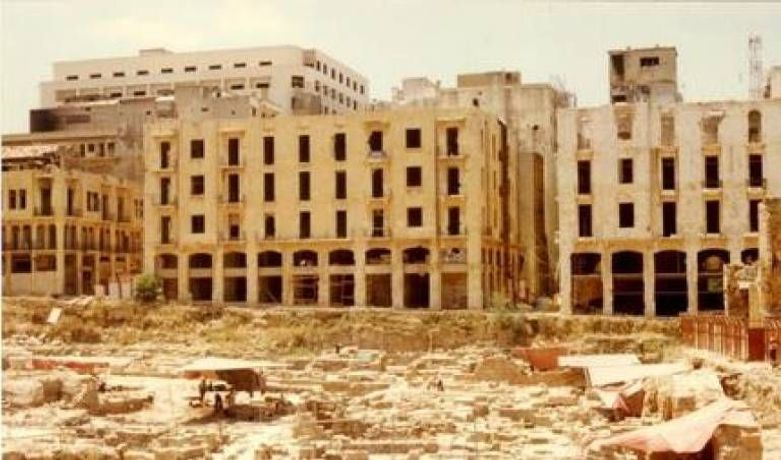 Lecture - Archaeology and the memories of a city: the urban development of post-conflict Beirut: Image 0