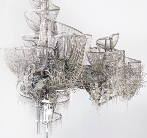 Lee Bul. After Bruno Taut