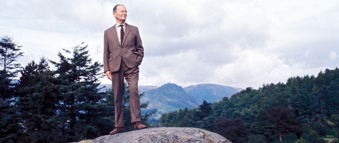 Kenneth Clark in 'Civilisation' (1969) © BBC