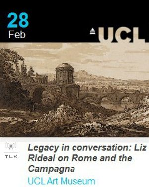Legacy in Conversation: Liz Rideal on Rome and the Campagna