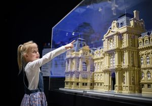 Lego®: Building The Bowes Museum