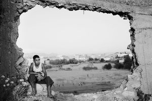 No Pasara by Leila Alaoui, 2008. Courtesy Fondation Leila Alaoui & GALLERIA CONTINUA