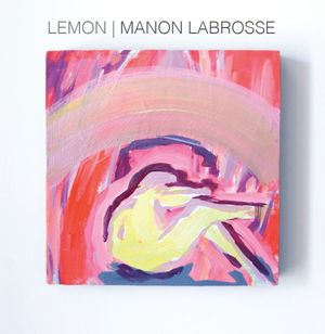 GLIDE MANON LABOSSE Acrylic on wood panel  6 x 6 in. / 15.24 x 5.24 cm 2020