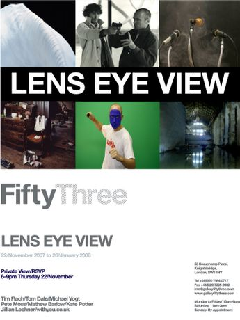 LENS EYE VIEW: Image 0