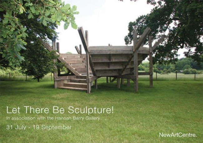 Let There Be Sculpture!: Image 0