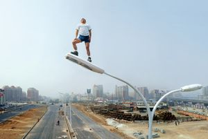 LI WEI: HIGH PLACE