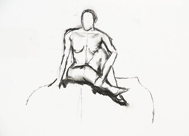 Life Drawing: Image 1