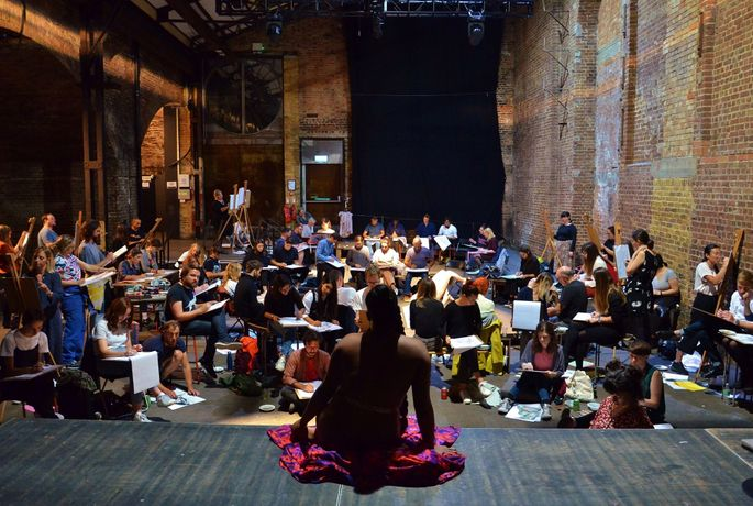 Life Drawing at Village Underground: Image 0
