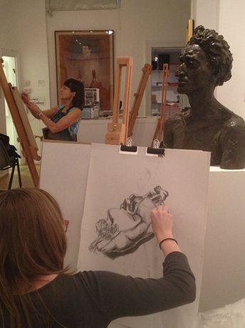 Life Drawing Classes: Image 0