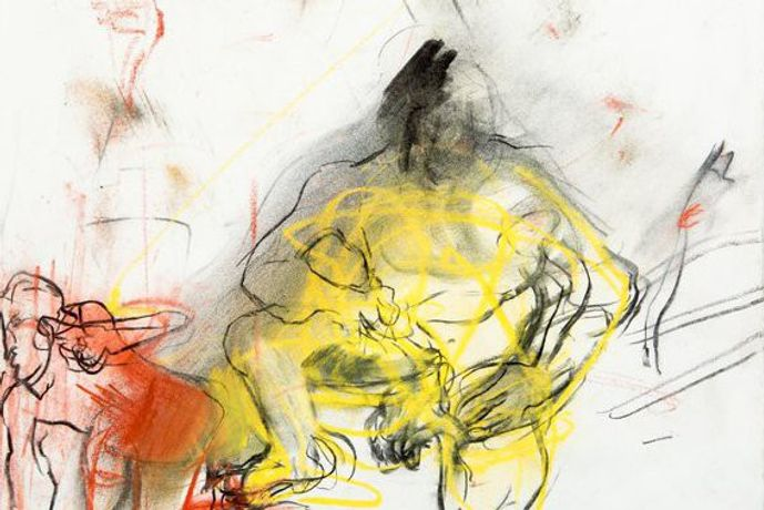 Life Drawing: Colour and Memory: Image 0