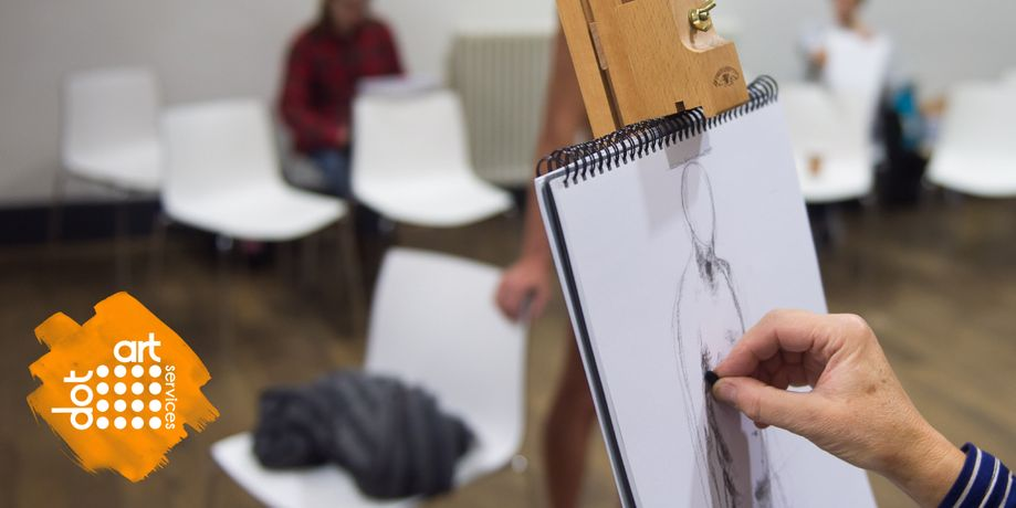 Life Drawing Course with Roy Munday: Image 0